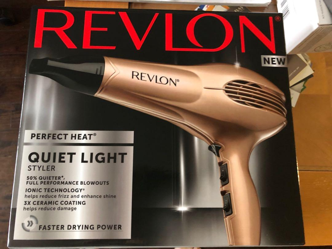 Brand New Revlon Hair Dryer Rvdr5233F $35