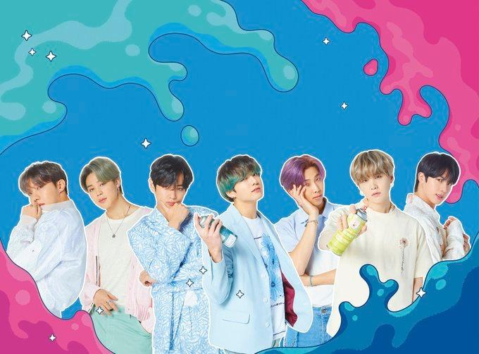 BTS 4th Japan Album Map Of The Soul 7 THE JOURNEY free Multi Clear File
