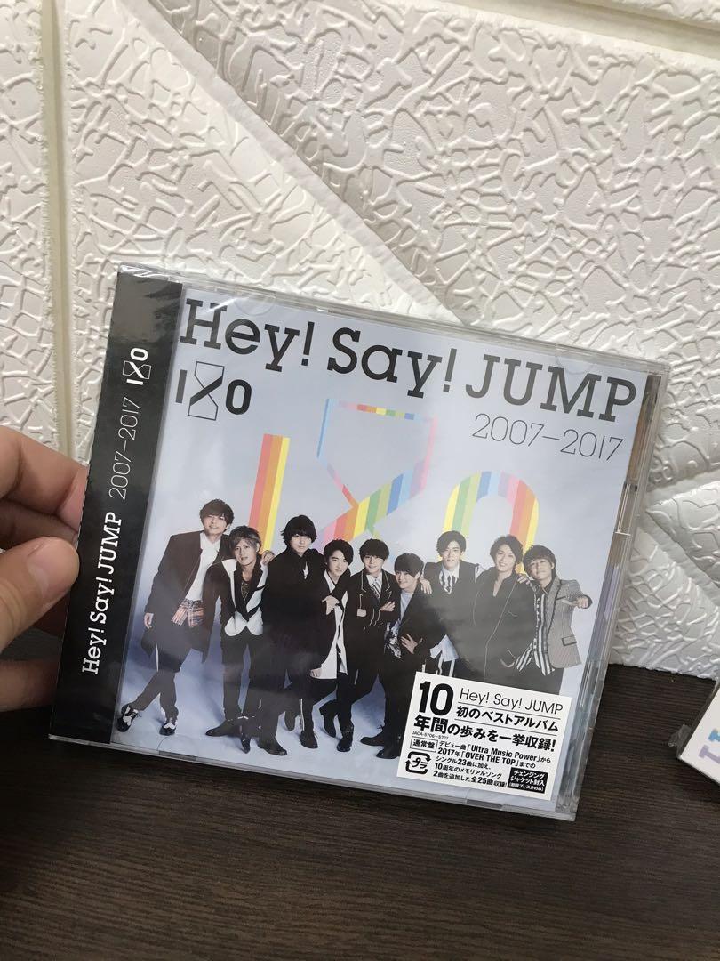 Hey Say JUMP!十周年アルバム
