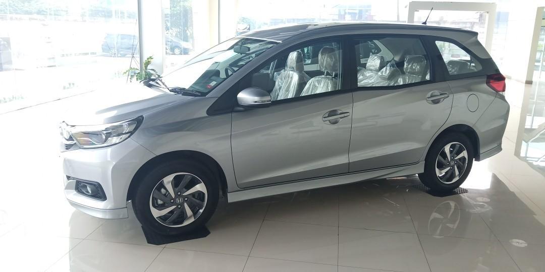 Honda Mobilio E Cvt, Gratis oli, parts 4thn/50.000km