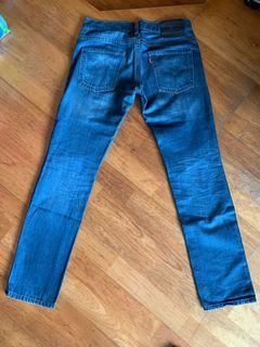 Levi's 511經典直筒長褲