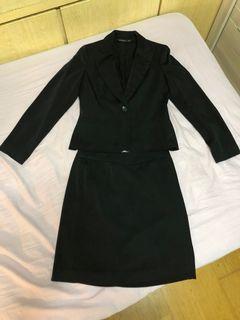 MASTINA 36號碼 黑色 套裝