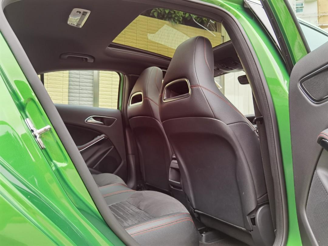 Mercedes-Benz A200 AMG A200 AMG Auto