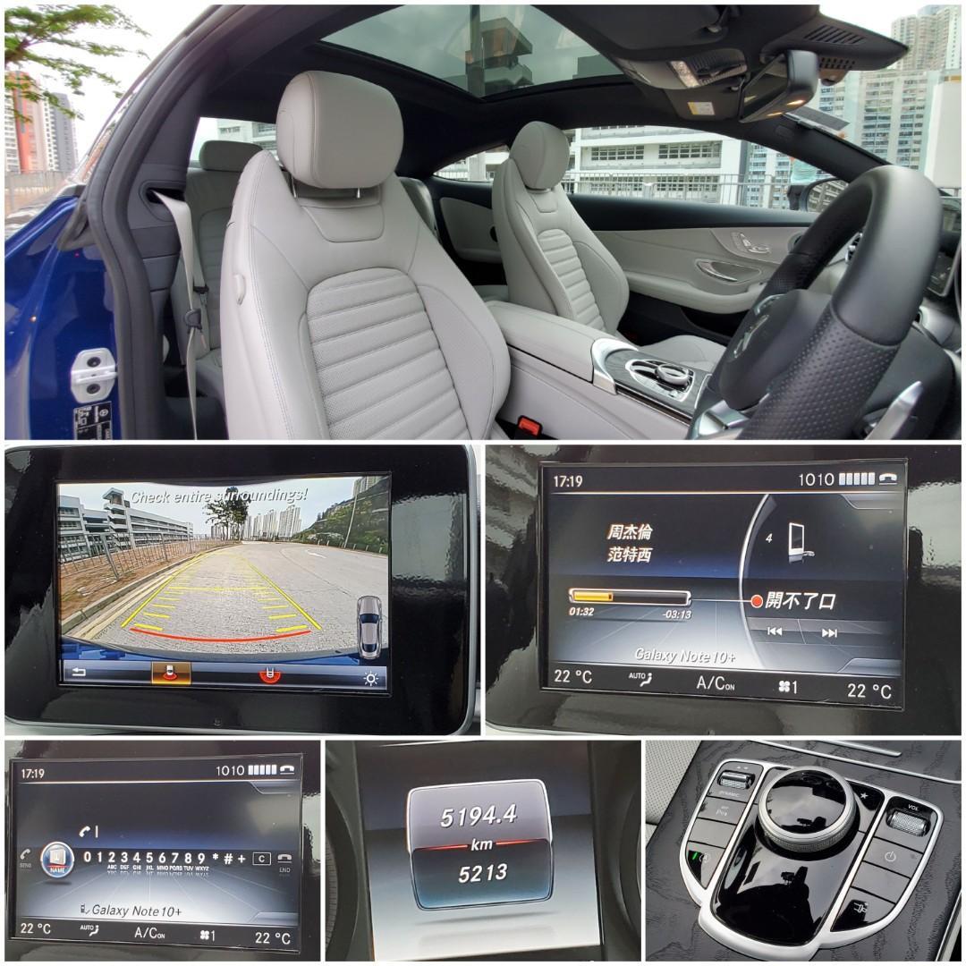 Mercedes-Benz C250 COUPE AMG 2017 Auto