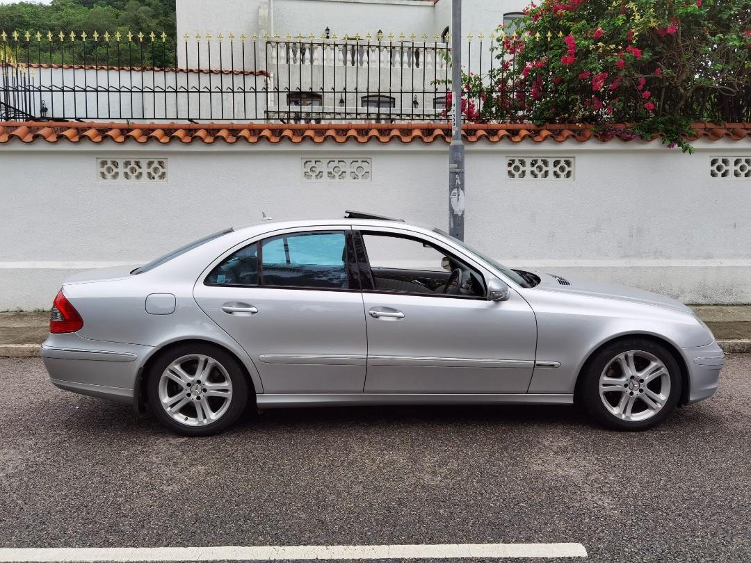 Mercedes-Benz E280AV E280AV Auto