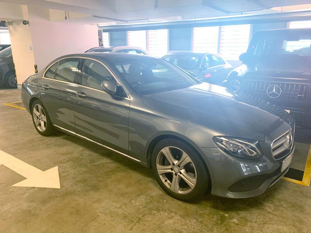 Mercedes-Benz E300 Auto