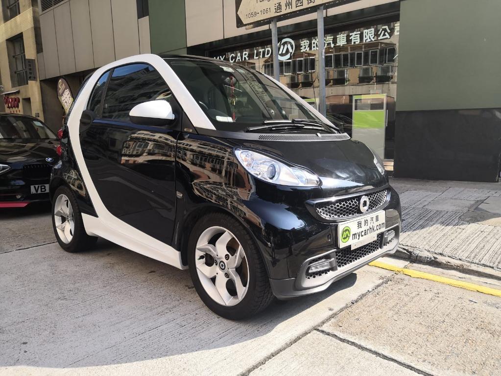 Mercedes-Benz Smart Fortwo Auto