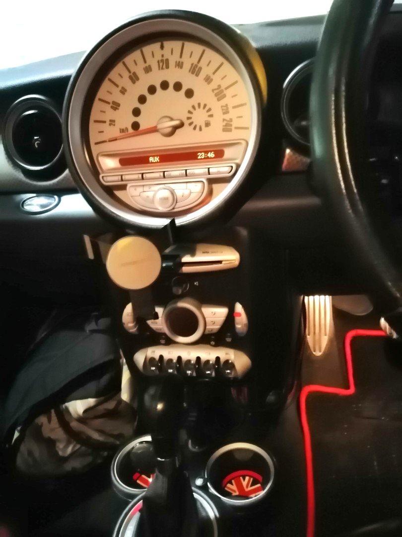 MINI Cooper S R56 1.6 Cabriolet Auto