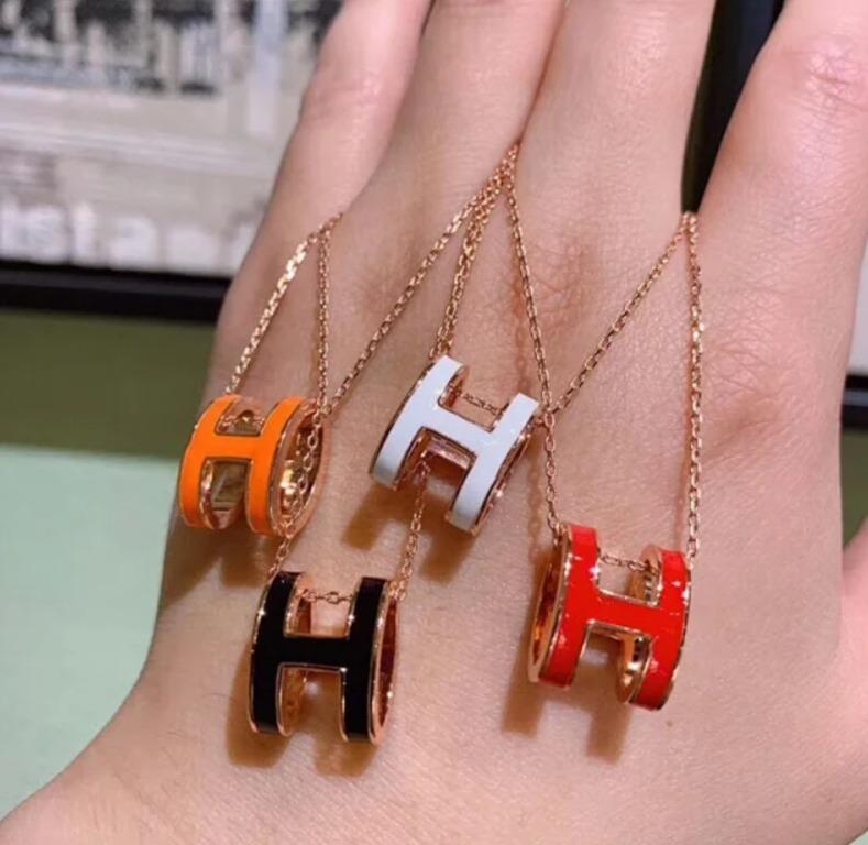 necklace luxury exquisite hermes Rare