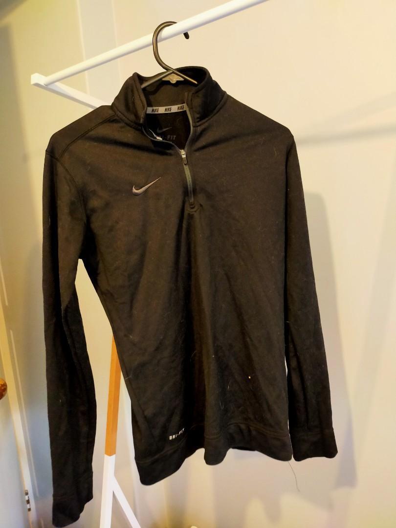Nike half zip jumper/top