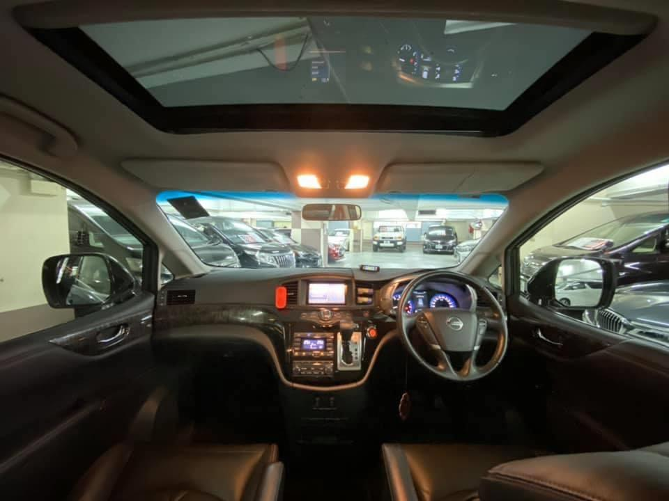 Nissan Elgrand 3.5 Highway Star Auto