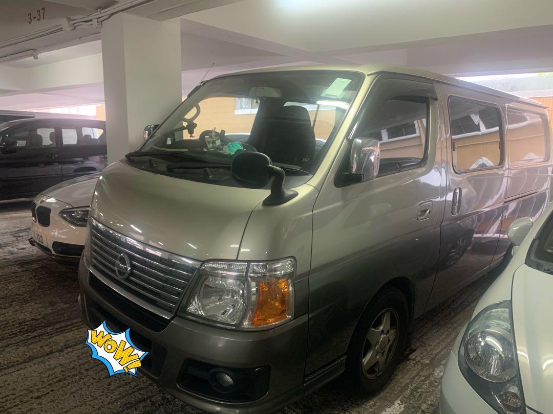 Nissan URVAN3.0 URVAN3.0 Auto
