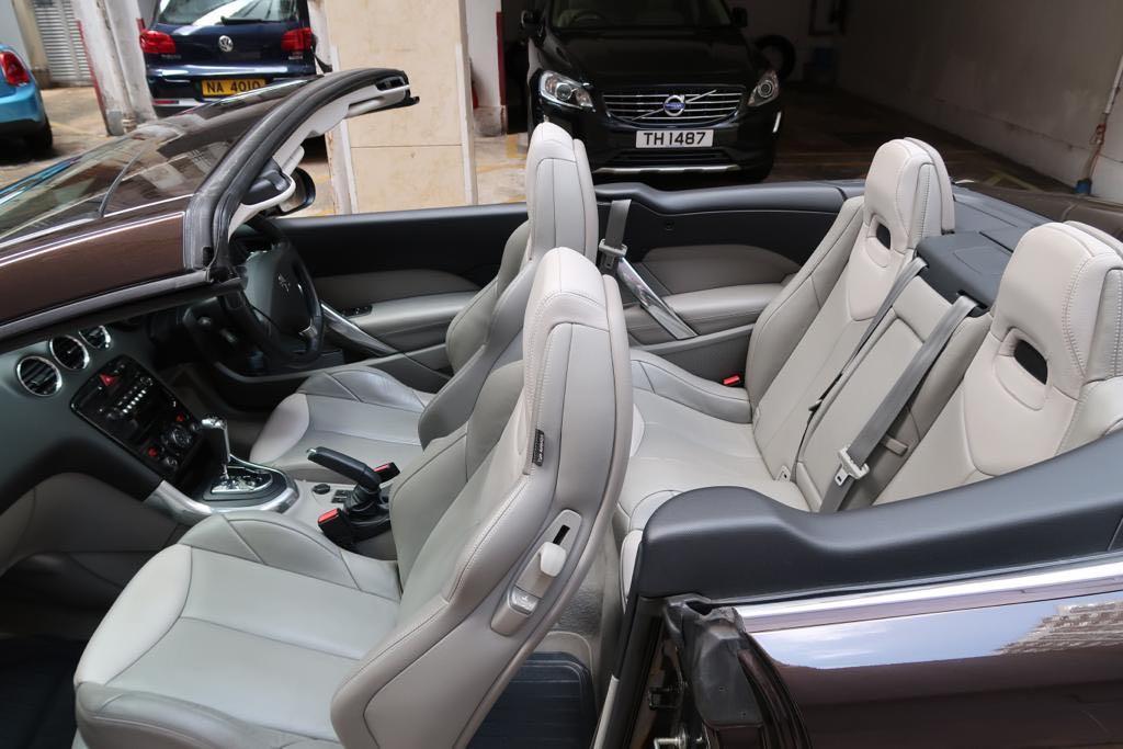 Peugeot 308 CC 1.6 (A)