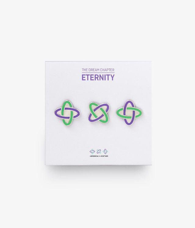 [PREORDER] Tomorrow x Together (TXT) The Dream Chapter: Eternity Official Md (Merchandise)