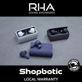 RHA TrueConnect True Wireless Earphones