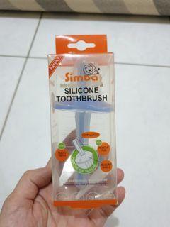 Simba Silicon Toothbrush