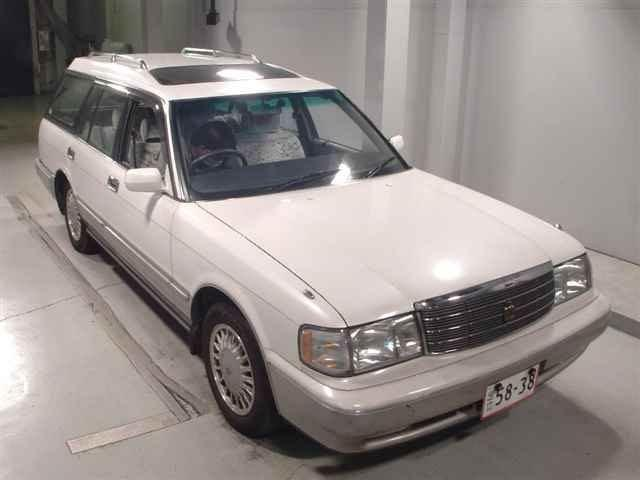 Toyota Crown WAGON Auto