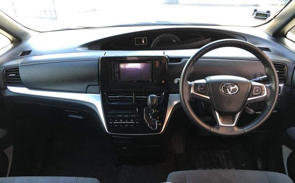 Toyota Estima 2.4 Aeras Premium 7-Seater Moonroof (A)