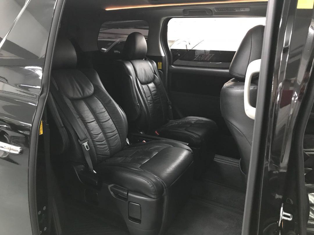 Toyota Vellfire 2.4 Z 7-Seater (A)