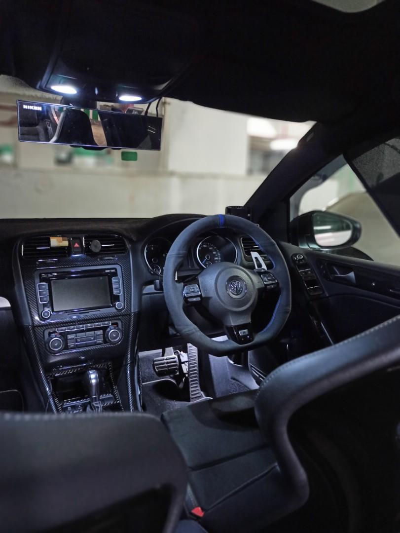 Volkswagen Golf 2.0 R DSG (A)