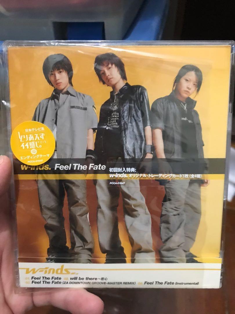 w-inds. cd dvd single album 單曲專輯1
