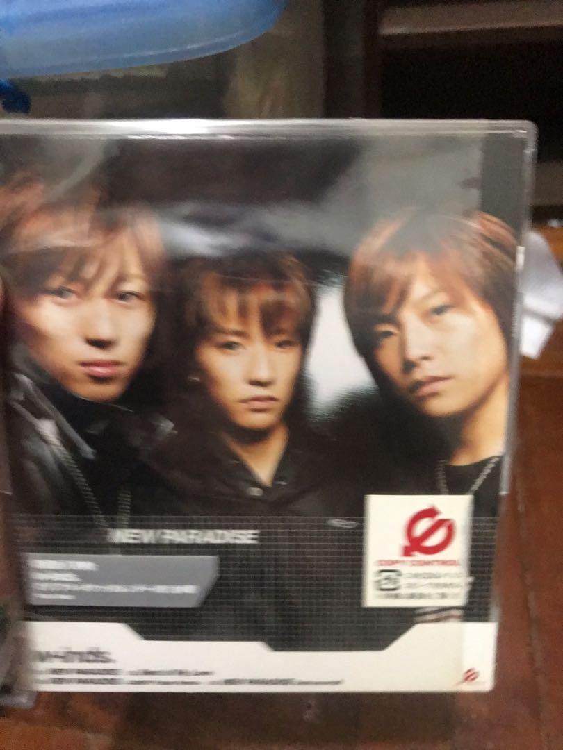 w-inds. cd dvd single album 單曲專輯3