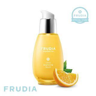(60%) Serum Frudia Brightening Serum Wangi Jeruk Citrus tidak menyengat Glowing