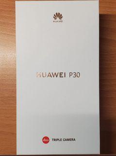 華為 Huawei P30 天空之境 8G/128G 犀牛盾 備用機 兩年保 用10個月而已 還有一年多保固