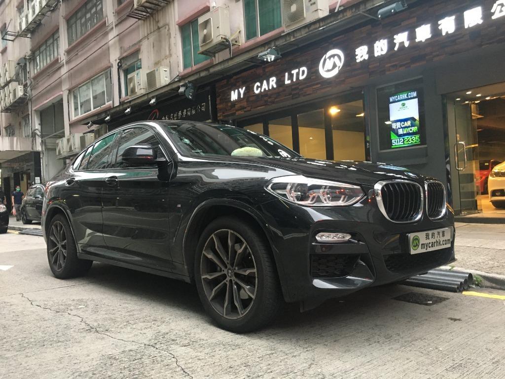 BMW X4 XDRIVE30I M SPORT Auto