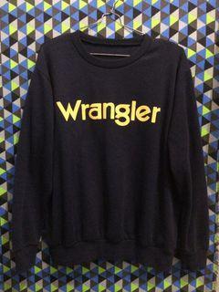 Crewneck Wrangler