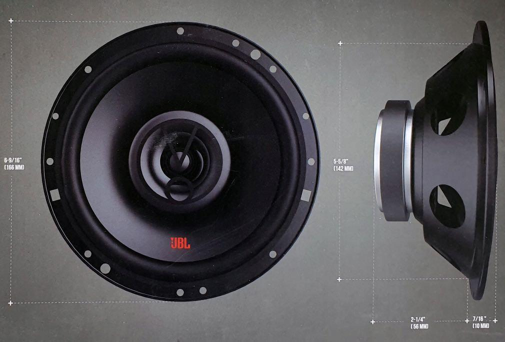 Jbl Stage 2 624 Speaker Audio System Electronics Audio On Carousell