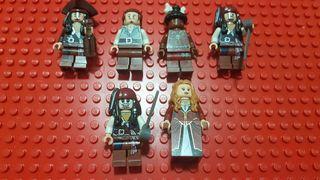 Lego Pirates of the Caribbean POTC Minifigures Lot