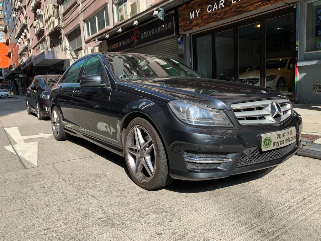 Mercedes-Benz C200 2013 Auto