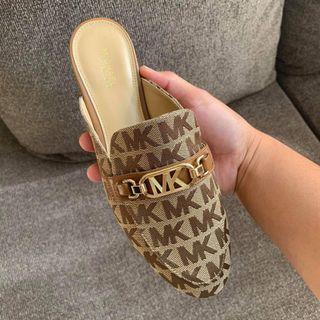 MK mules, Women's Fashion, Shoes, Flats