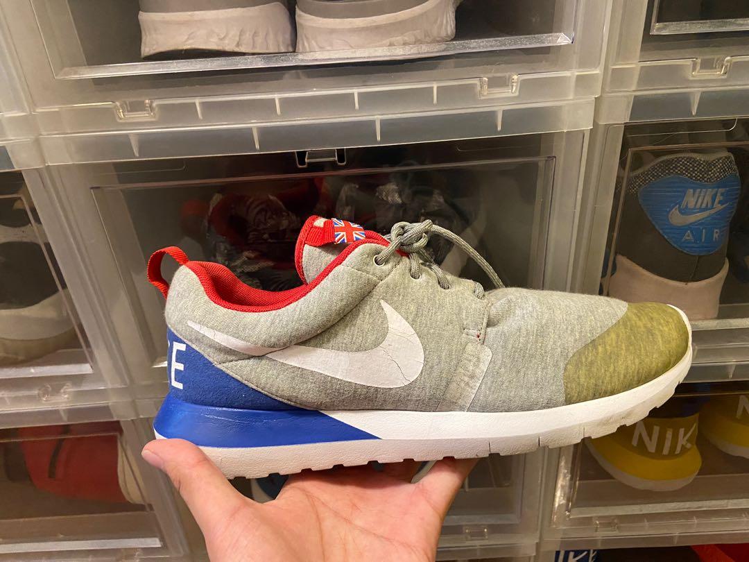 """Nike Roshe Run Limited Edition """"UK"""