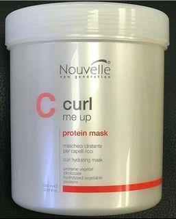 Nouvelle curl me up protein hair mask 1000ml