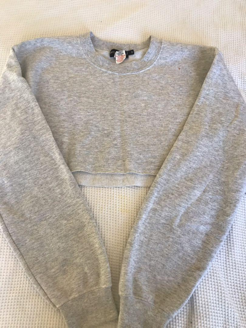 PLT - cropped sweater
