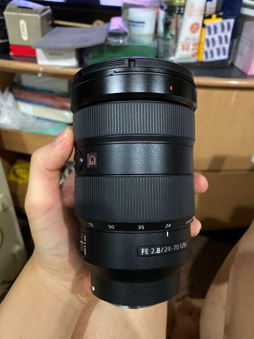 Sony 24-70mm F2.8 GM