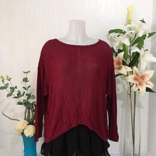 Stradivarious Knitted Top