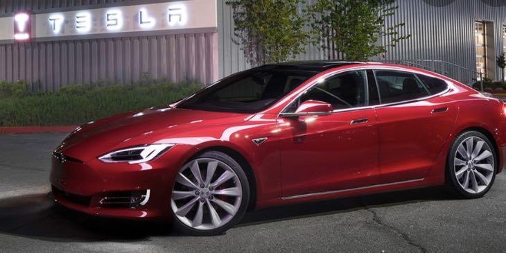 Tesla Model S 75D (A)