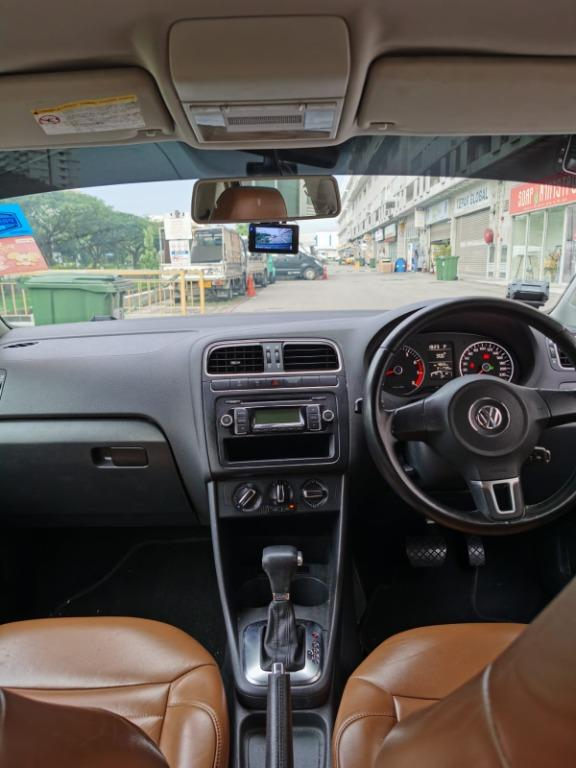 Volkswagen Polo 1.4A FOR RENT/ GRAB / GOJEK/ TADA / PERSONAL USEAGE