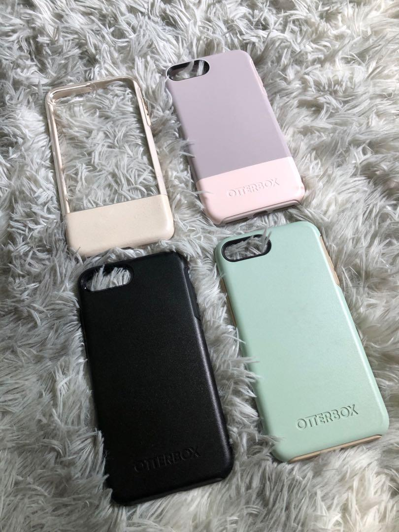 4 Otterboxes for $20 - iPhone 6/7/8 Plus