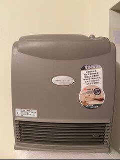 【尚朋堂】陶瓷電暖器,居家/溫暖/生活(8.5成新)