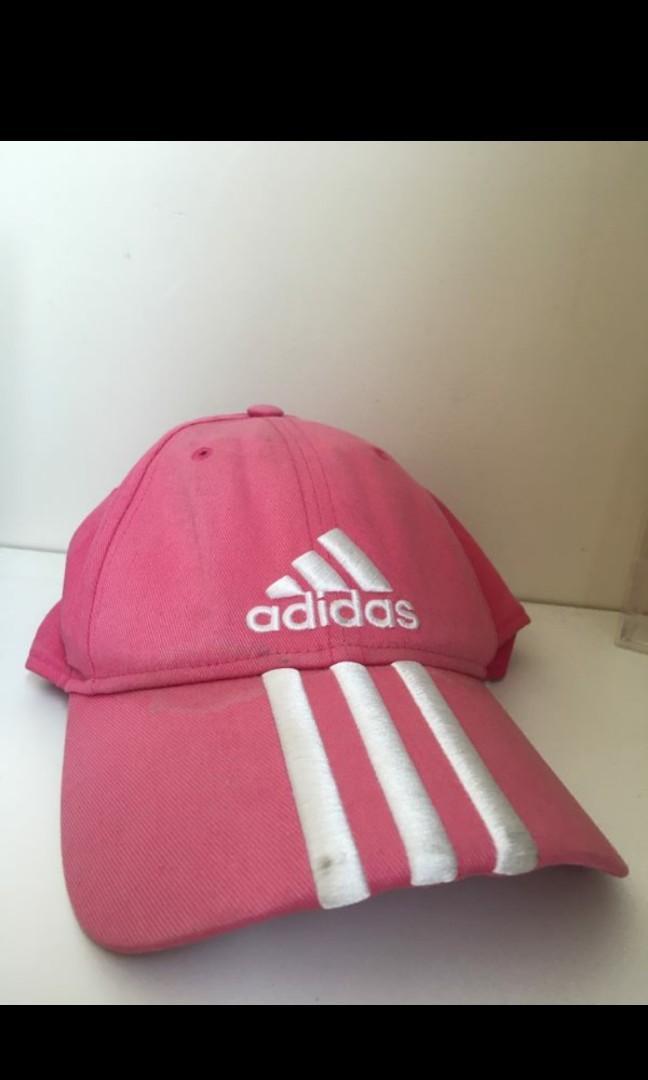 Adidas pink cap ##swapnz