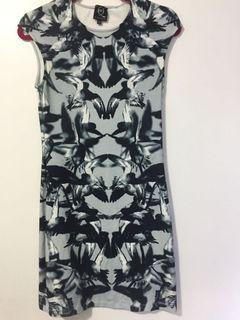 Alexander McQueen Bodycon Dress - Size M