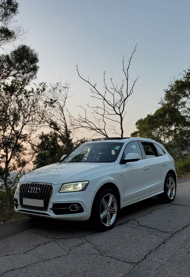 Audi Q5 QUATTRO Tip S LINE Auto