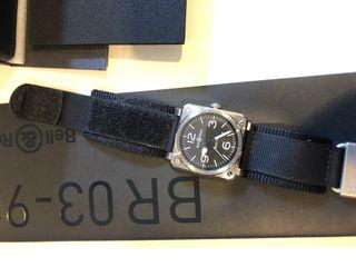 Bell & Ross BR03-92 Steel Pre-Owned