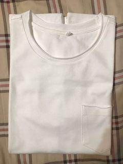 C.L.A.P白色短袖T恤s號