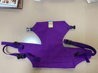 日本EIGHTEX-日本製簡易座椅安全帶-全新 紫色
