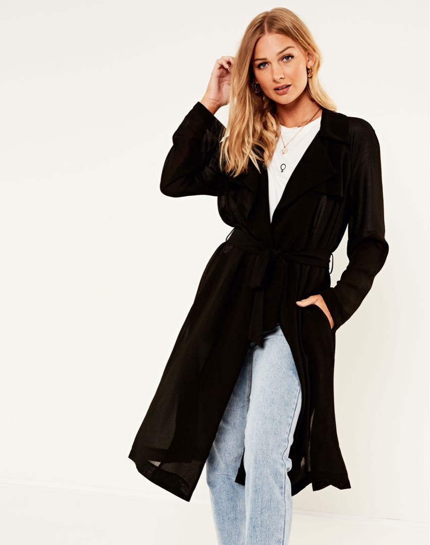 Glassons duster coat
